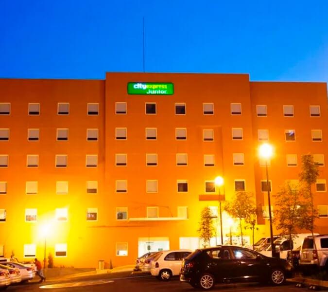 Hotel City Express Junior Aeropuerto Cd. del Carmen | Shallow and Deepwater Mexico