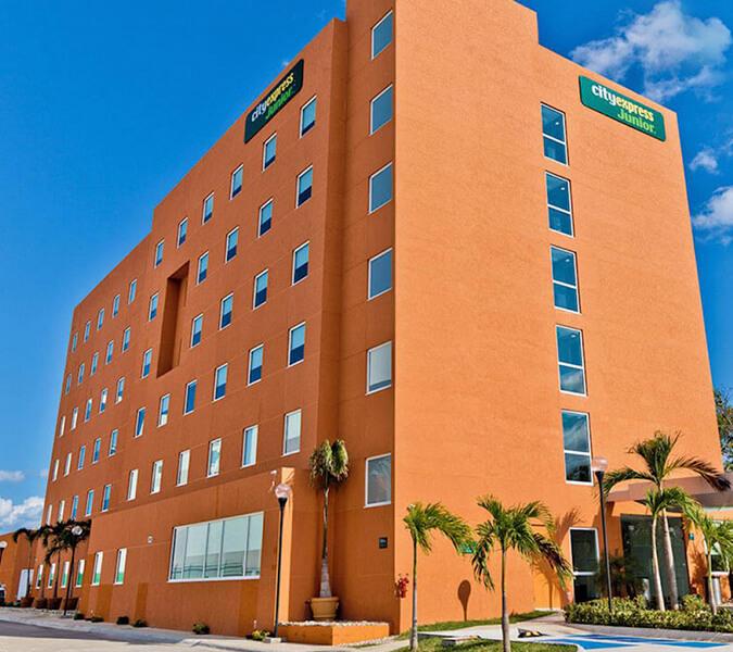 Hotel City Express Junior Concordia, Ciudad del Carmen | Shallow and Deepwater Mexico