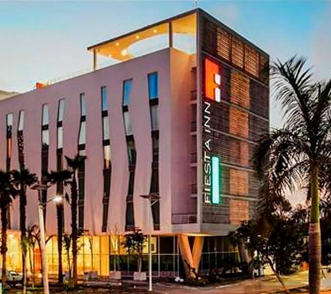 Hotel Fiesta Inn Loft, Ciudad del Carmen, Campeche | Shallow and Deepwater Mexico