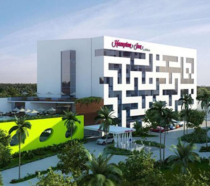 Hotel Hampton Inn, Ciudad del Carmen, Campeche Hotel Holiday Inn Full Service, Ciudad del Carmen, Campeche | Shallow and Deepwater Mexico