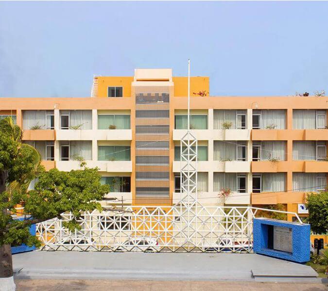 Hotel del Parque, Ciudad del Carmen, Campeche | Shallow and Deepwater Mexico