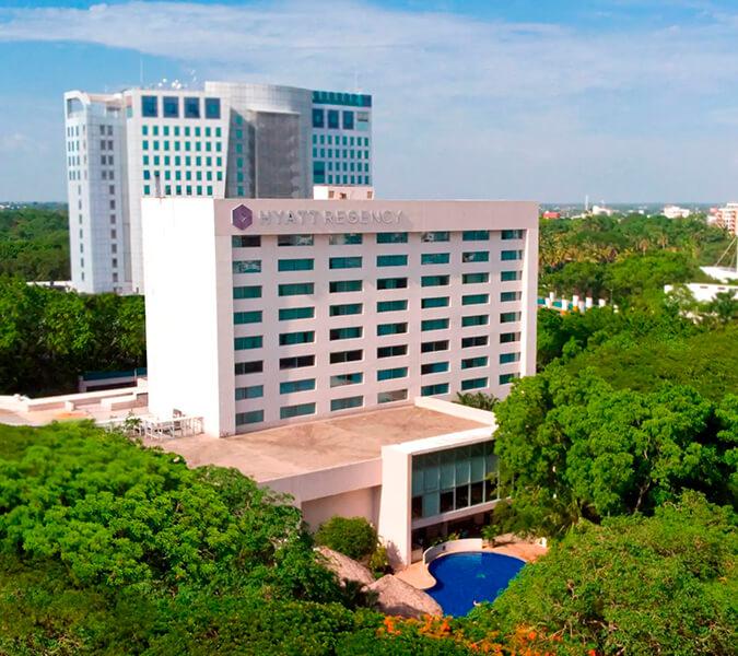 Hotel Hyatt Regency, Villahermosa, Tabasco, Mexico | Shallow and Deepwater Mexico
