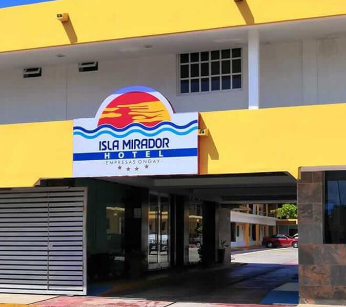 Hotel Isla Mirador Ciudad del Carmen, Campeche, Mexico | Shallow and Deepwater Mexico