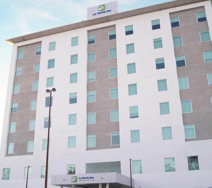 Hotel La Venta Inn Ciudad del Carmen, Campeche, Mexico | Shallow and Deepwater Mexico