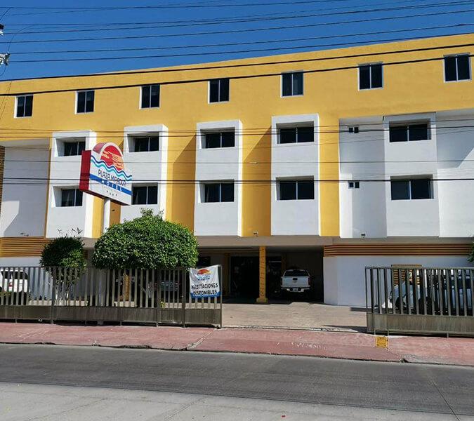 Hotel Plaza Mirador Ciudad del Carmen, Campeche, Mexico | Shallow and Deepwater Mexico